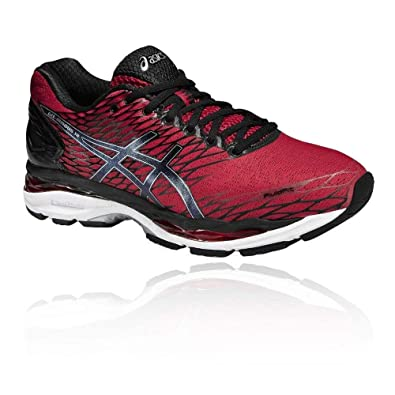 6c1e84a8203dd ASICS Gel-Nimbus 18 Running Shoes - (2E Width) - 12 Red: Amazon.co ...