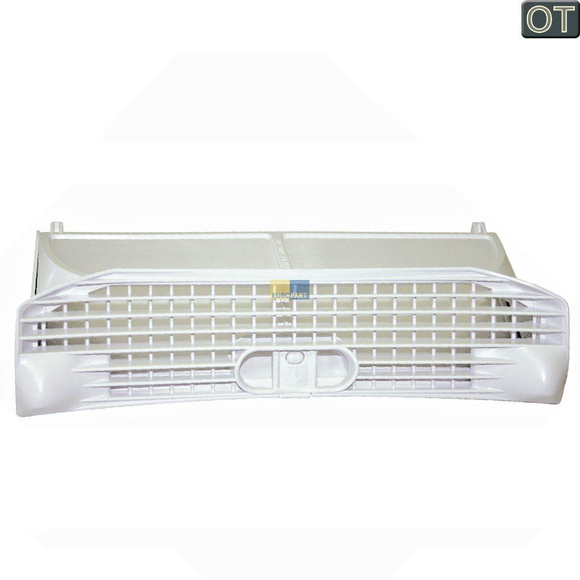 Bauknecht Whirlpool Asciugabiancheria Filtro/filtro per gomma pieghevole - 481248058322, 481248058081 de_B005FE59GG