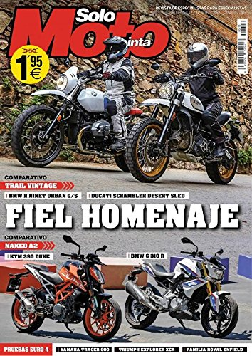 SOLO MOTO30 October 1, 2017 issue