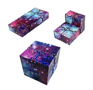 Amazon.com: Hillento Infinity Cubo de juguete para adultos y ...