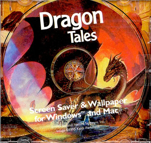Amazoncom Dragon Tales Jewel Case
