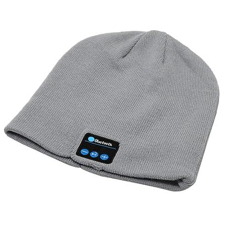 Sanzhileg Cappello da Beanie per Berretto Invernale Caldo Inverno Moda  Donna con Cappuccio e Cappello da ebd1ed322b49