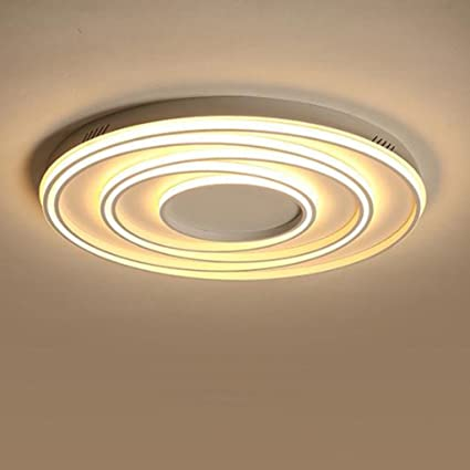 Iluminación de techo Luces de techo modernas de acrílico ...