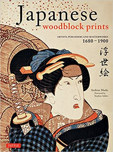 Japanese Woodblock Prints: Artists, Publishers and