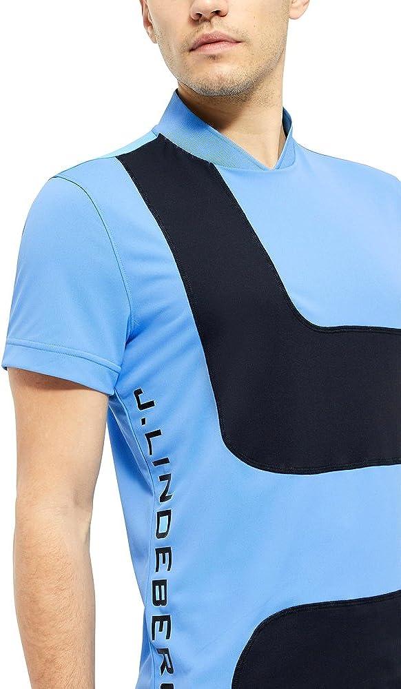 J.Lindeberg Mens Roky Slim Fit Jersey Polo Shirt