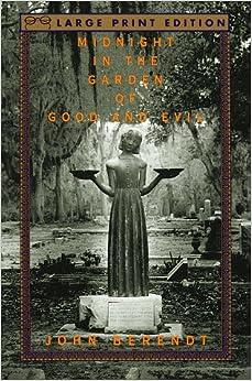 Midnight In The Garden Of Good And Evil 9780679762836 John Berendt Books