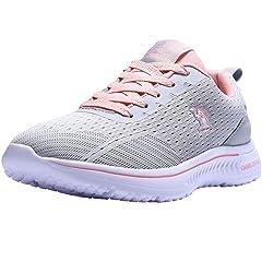 f0800e941d5c6 CAMEL CROWN Men Women Running Shoes Lightweight Athletic Fashion ...