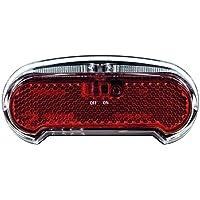 AXA 1X achterlicht LED, rood, 50-80MM