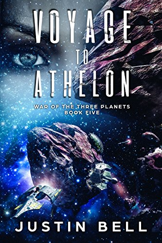 Voyage to Athelon (War of the Three Planets Book 5)