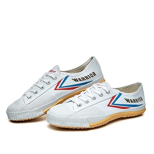 Yvonnelee 201812190001 - Zapatillas de Boxeo de Lona para Mujer: Amazon.es: Zapatos y complementos
