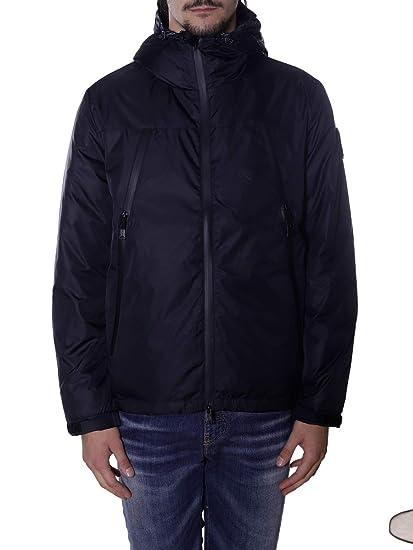 best service 5d5d9 19761 Replay M8936.83124 Outerwear Man Black L: Amazon.co.uk: Clothing