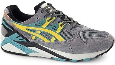 ASICS Zapatillas De Running Estables Hombre Gris Deporte