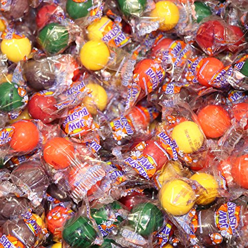 Bulk Jaw Busters Candy 3 Pounds Assorted Hard Sucking Candie