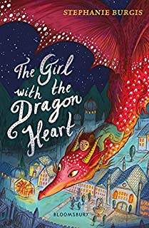 Book Cover: The Girl with the Dragon Heart