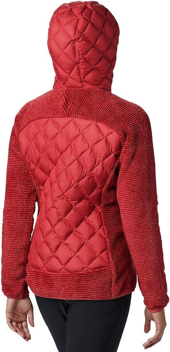 Mujer Columbia Techy Hybrid Fleece Forro