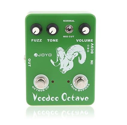 Joyo JF-12 Voodoo Octave - Octaver Fuzz