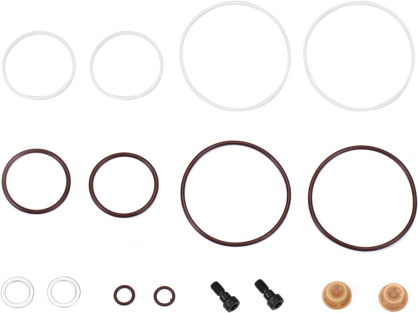 LIMICAR DUAL Stage 3 VANOS Camshaft Cover O-Ring Seal Repair Kit ...