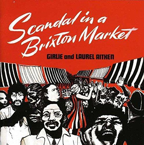 Scandal in a Brixton Market (Patioumbrellas)