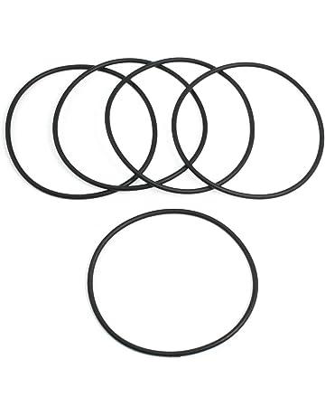 Guarnizioni ad anello per filtri olio,anelli ad O in gomma spessa 5mm,diametro esterno 100mm
