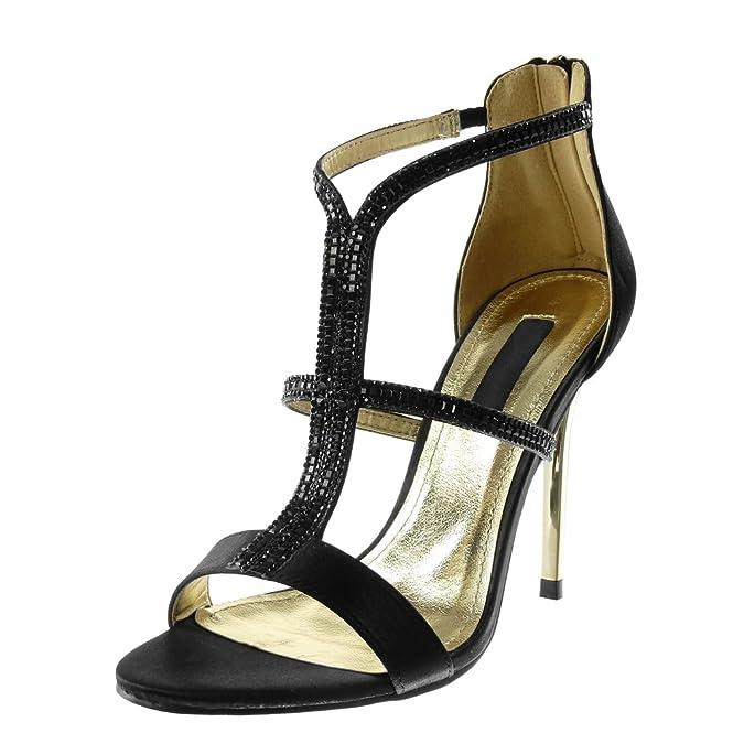 Femme chaussures escarpin lacerWedges sandales Beige 38 SgCVZcuN