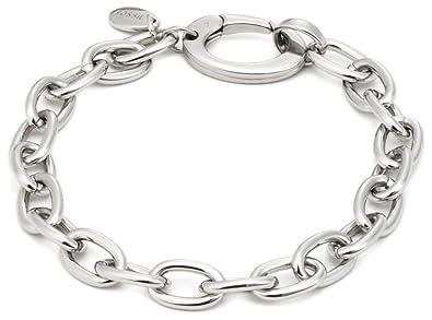 131c3c596a FOSSIL Damen Charms-Armband Edelstahl JF84960040: Amazon.de: Schmuck