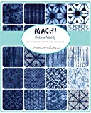 """Machi Layer Cake, 42-10"""" Precut Fabric Quilt Squares by Debbie Maddy"""