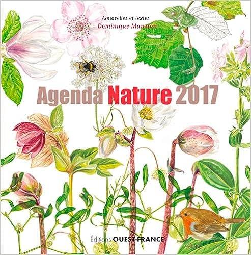 Livres Agenda Nature 2017 epub pdf