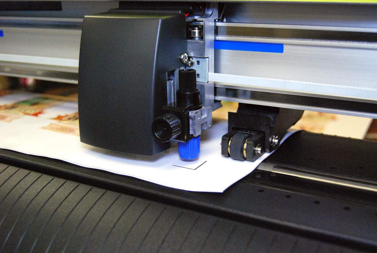 Graphtec Plus CE6000-60 24 Inch Professional Vinyl Cutter with Bonus $2100 in Software, Siser Easyweed HTV, and 2 Year Warranty by Graphtec (Image #3)