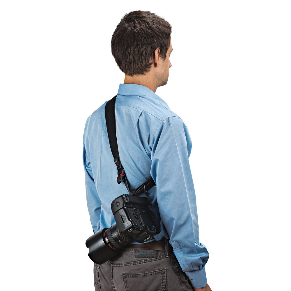 JOBY Pro Sling Strap (L - XXL) - For Professional DSLR and Mirrorless Cameras