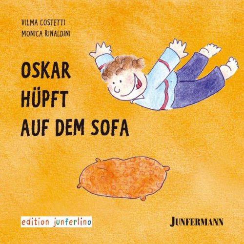 Oskar hüpft auf dem Sofa: Bedürfnisse und Strategien 3: BD 3