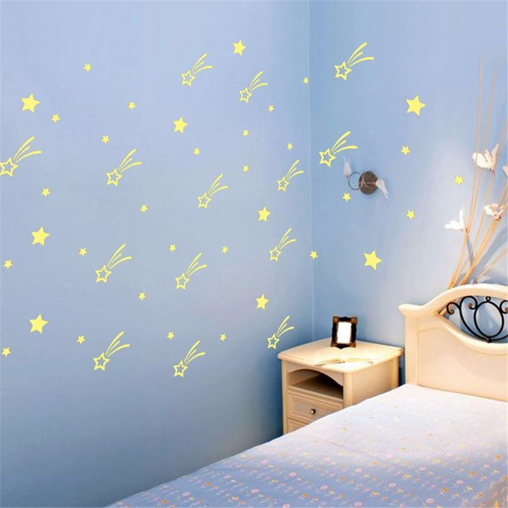 Amazon.com: DRUNHR Wall Stickers Mural Wall Decoration ...