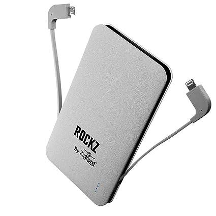 Amazon.com: zipkord Batería Externa universal para con USB-A ...