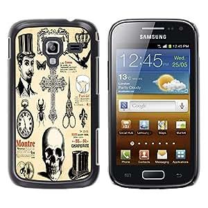 Dragon Case - FOR Samsung Galaxy Ace 2 - You have your sample - Caja protectora de pl??stico duro de la cubierta Dise?¡Ào Slim Fit
