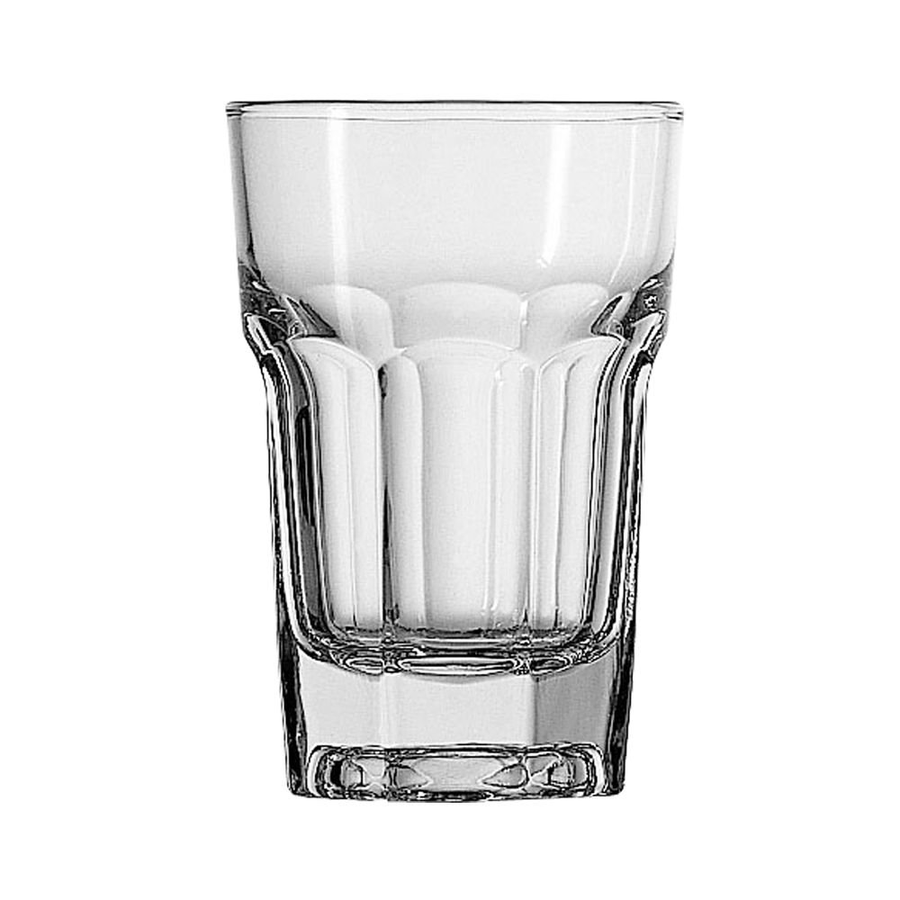 Anchor Hocking New Orleans 9 Ounce Hi-Ball Glass, Rim Tempered -- 36 per case