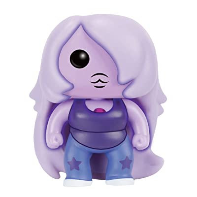 Funko Pop! Animation Steven Universe Amethyst Glow In The Dark #87: Toys & Games