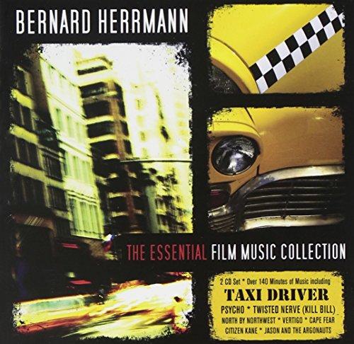 (Bernard Herrmann:the Essential Film Music Collection)