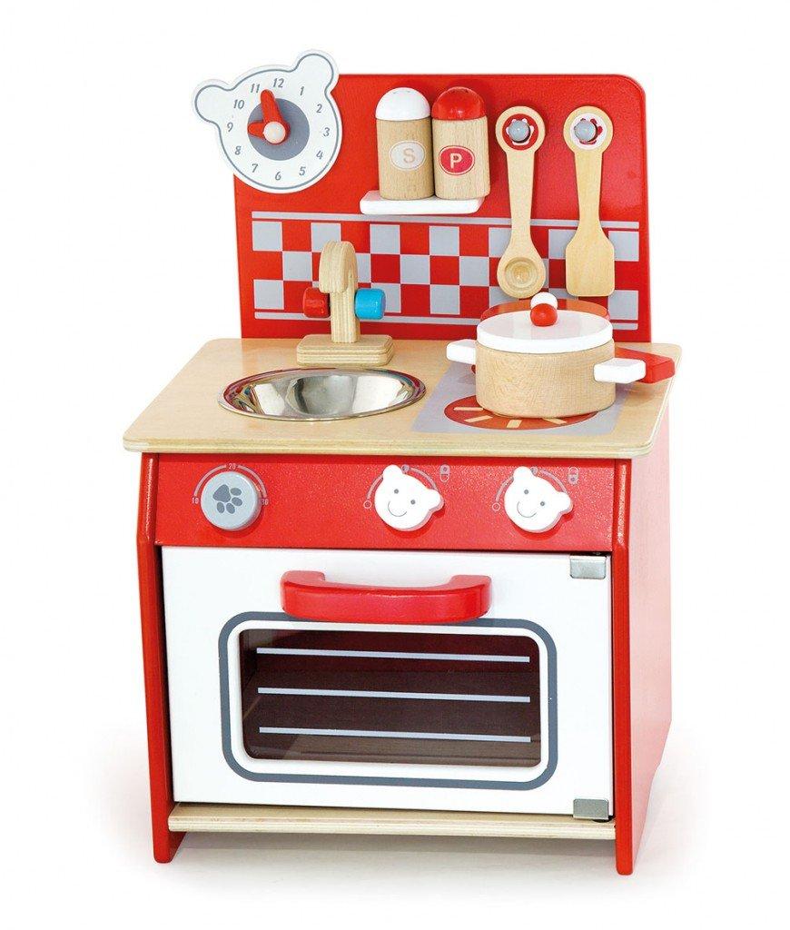 Kleine Spielküche - Mini Spielküche Bär
