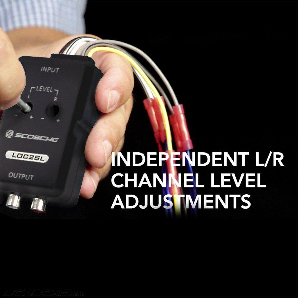Channel Single Amplifier Wiring Kit Walmartca