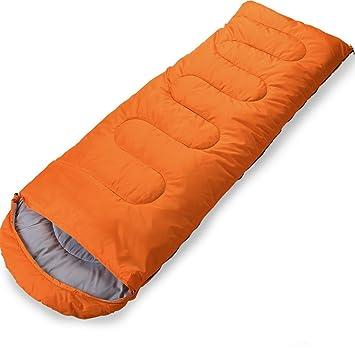 XHHWZB Saco de dormir, Comfort Saco de Dormir de Sobre Liviano Portátil con Saco de