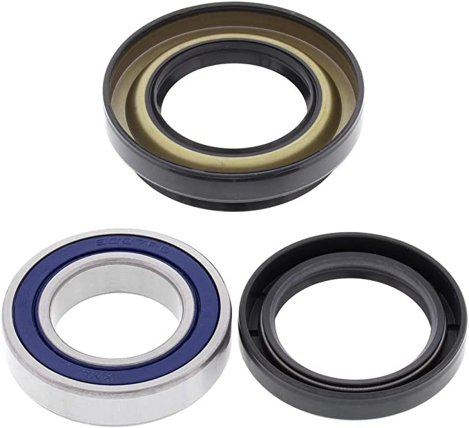 Honda TRX300 FourTrax ATV Rear Wheel Bearing Kit 88-00
