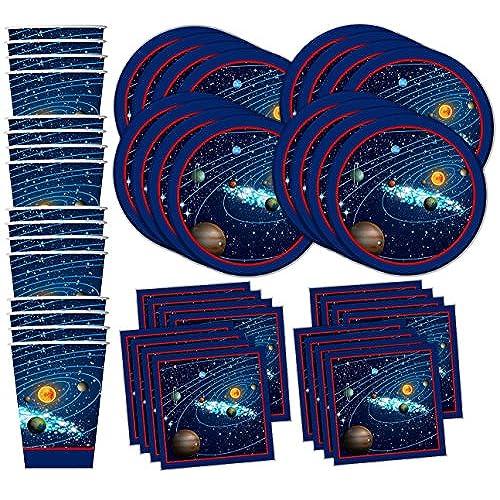 Space Party Supplies Amazon Com