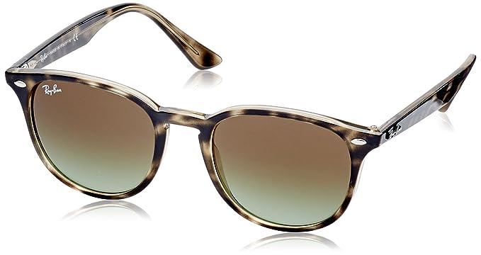 a315c3ebd7e86c RAYBAN JUNIOR Unisex-Erwachsene Sonnenbrille RB4259, Havana Grey/Green  Gradient Brown, 51