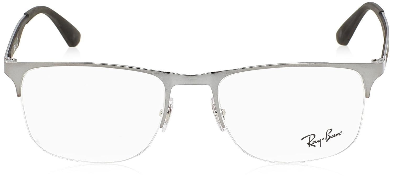f7c5ffa9860 Amazon.com  Ray-Ban Men RX6362 Eyeglasses  Clothing