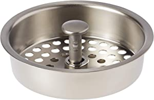 KOHLER K-8803-BN Duostrainer Basket Strainer, Vibrant Brushed Nickel