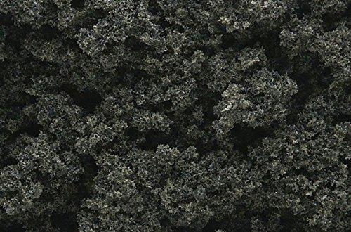 (Woodland Scenics Clump Foliage, Conifer Green WOOFC185)