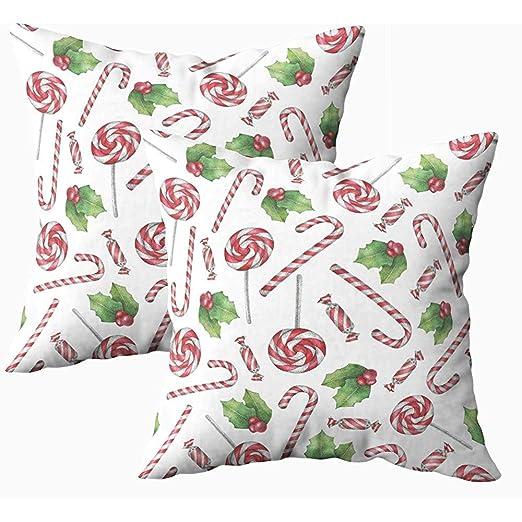 Funda de almohada Cusion, 2 paquetes con cremallera oculta ...
