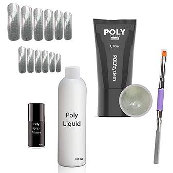 Poly Acryl Gel Set 1 Dual Tip System