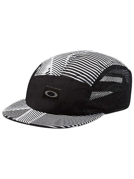 Oakley - Gorra de béisbol - para hombre Negro negro/blanco Taille unique: Amazon.es: Ropa y accesorios
