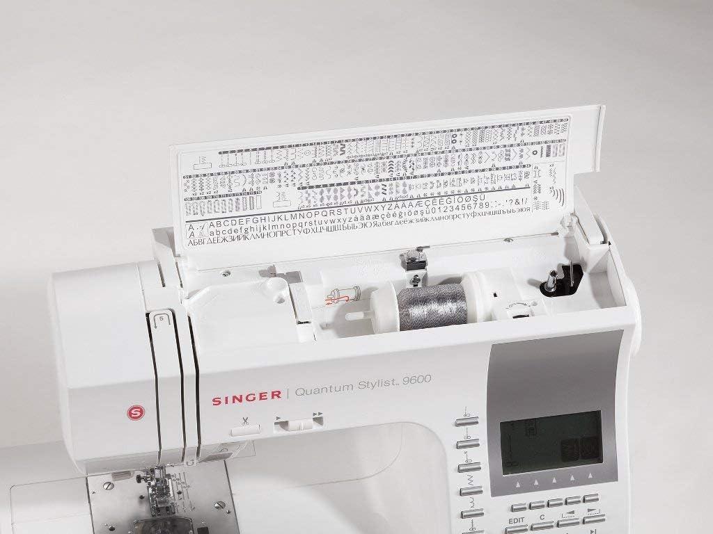 Singer 9960 - Machine à coudre Qantum Stylist