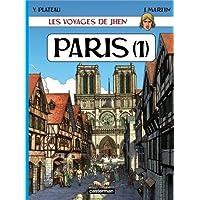 LES VOYAGES DE JHEN T02 : PARIS VOLUME 1
